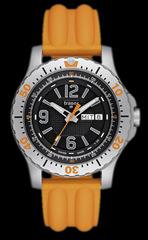 Наручные часы Traser Extreme Sport 100210 (оранжевый силиконовый)