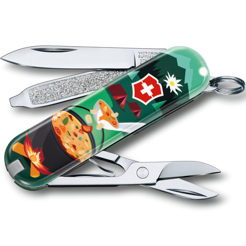 Нож-брелок Victorinox модель 0.6223.L1907 Classic SD