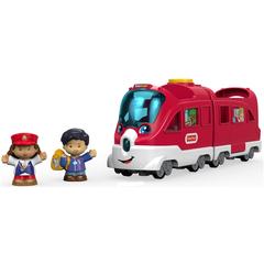 Fisher-Price Поезд Little People «Вежливые пассажиры» (FMT13)