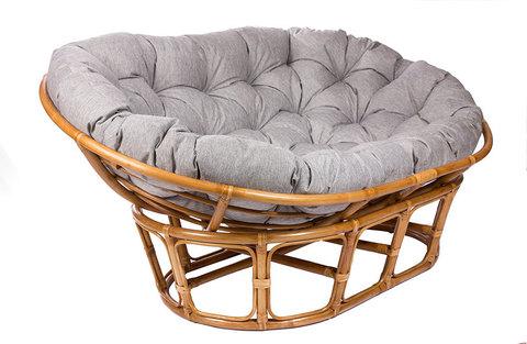 Диван из ротанга Mamasan Sofa с подушкой