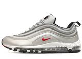 Кроссовки Мужские Nike Air Max 97 Silver