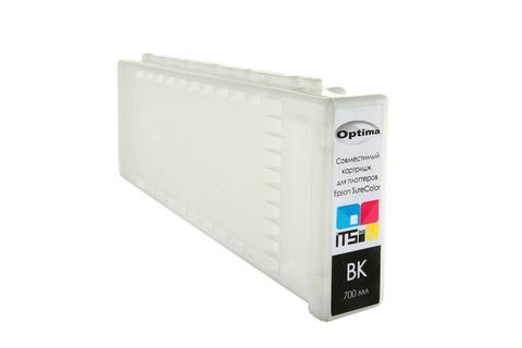 Картридж Optima для Epson C13T6941 Photo Black 700 мл