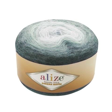 Купить Пряжа Alize Angora Gold Ombre Batik | Интернет-магазин пряжи «Пряха»