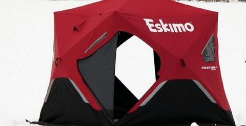 Зимняя палатка Eskimo Fatfish 767