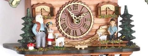 Часы настенные с кукушкой Trenkle 489 QM