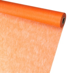 Фетр однотонный оранжевый 50см*20м