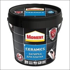 Герметик-затирка МОМЕНТ Ceramics (Темно-коричневый)