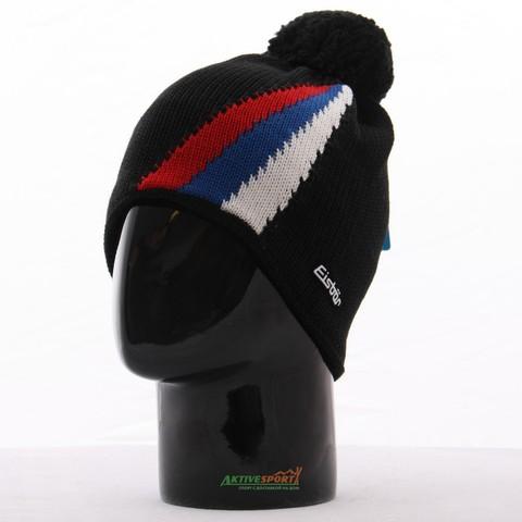 шапка Eisbar flaggy pompon
