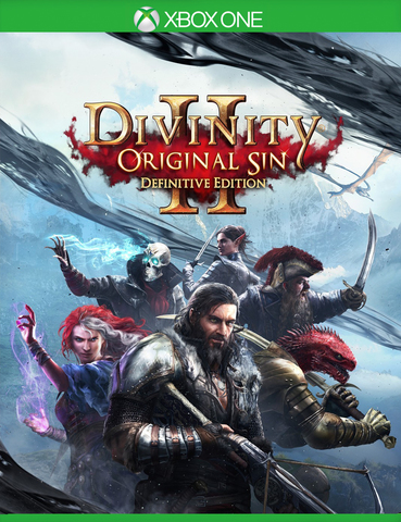 Microsoft Xbox One Divinity: Original Sin 2. Definitive Edition (русские субтитры)