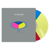 Yes / 90125 (Coloured Vinyl)(LP)