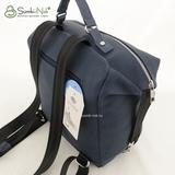 Рюкзак Саломея 134 флок синий