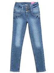 GJN007410 джинсы для девочек, медиум