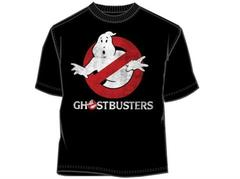 T-Shirt - Logo to Go - Ghostbusters - Adult XL