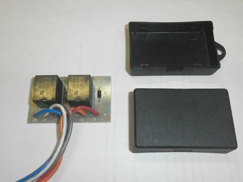 Плата DDE DG6000E/DG6000-3E электронная в контрольной панели