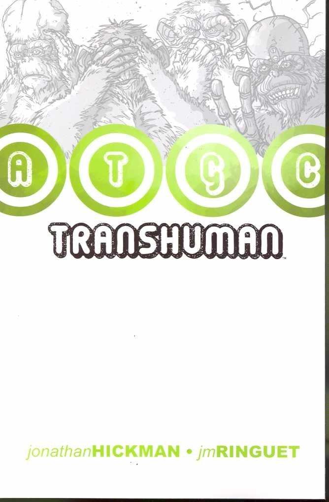 Transhuman TPB (2012 Image)