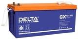 Аккумулятор DELTA GX 12-200 ( 12V 200Ah / 12В 200Ач ) - фотография