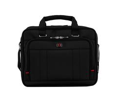 Портфель для ноутбука Wenger 16'', черный, 41x15x34 см, 12 л