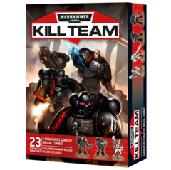 Warhammer 40,000: Kill Team. Коробка