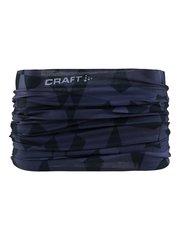 CRAFT TUBE многофункциональный шарф-труба темно-синий