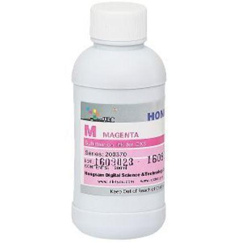 Чернила сублимационные DCTEC серии 200370 - Magenta (пурпурный) - 200 мл