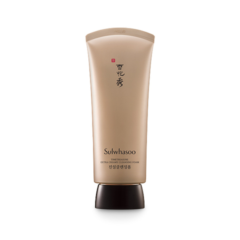 Sulwhasoo Timetreasure Extra Creamy Cleansing Foam, 150 мл