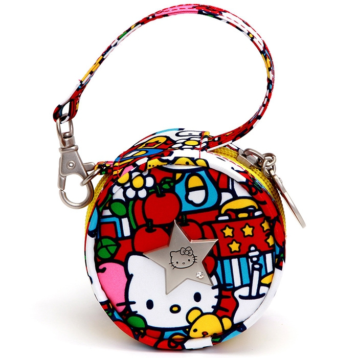 Сумочка для пустышек Ju-Ju-Be Paci Pod Hello Kitty Tick Tok