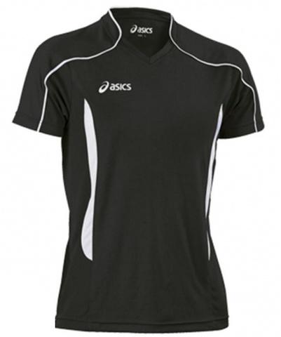 Волейбольная футболка Asics T-shirt Volo мужская black
