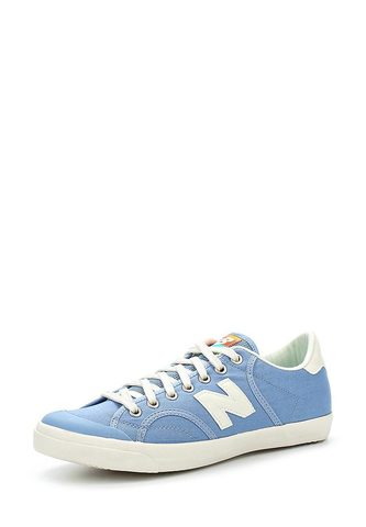 Кеды NEW BALANCE WLPRO BeachCruiser голубой