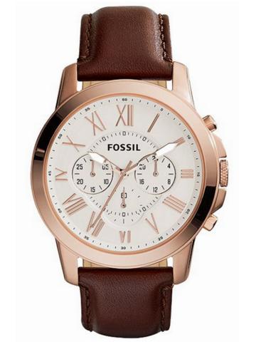 Купить Наручные часы Fossil FS4991 по доступной цене