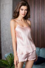 Пижама женская шелковая легкая