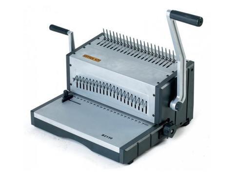 Переплетчик на пластиковую пружину Office Kit B2130