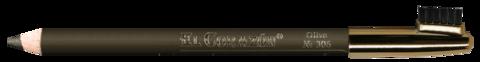 El Corazon карандаш для бровей 306 Olive