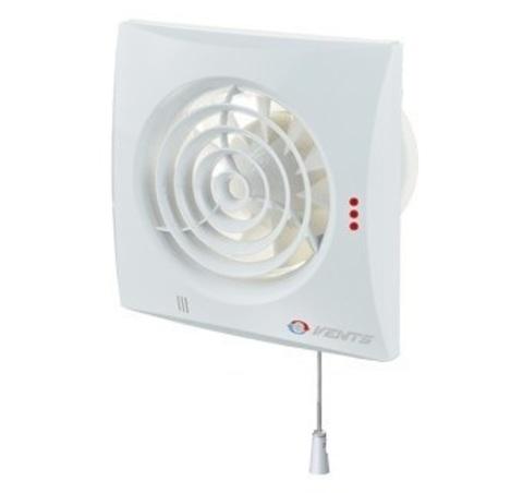 Накладной вентилятор VENTS 100 QUIET B (Шнурок)