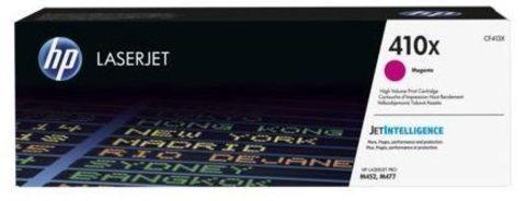 Kартридж пурпурный 410X HP LaserJet Pro M477fdn, M477fdw, M477fnw, M452dn, M452nw (5,0K) CF413X