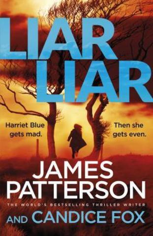 Liar Liar : (Harriet Blue 3)