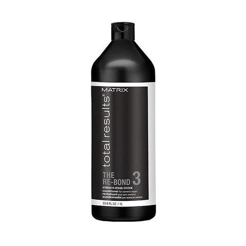 Кондиционер для экстремального восстановления волос Шаг 3,Matrix TR Re-Bond,1000 мл.