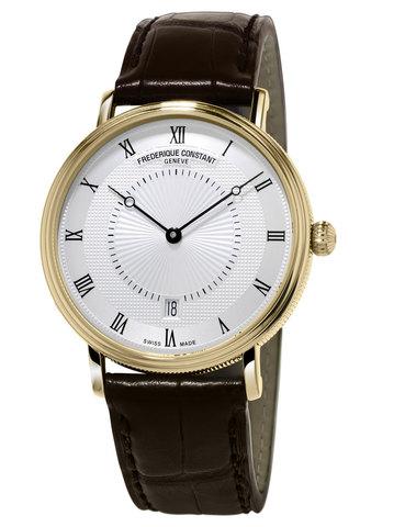 Часы мужские Frederique Constant FC-306MC4S35 Slimline