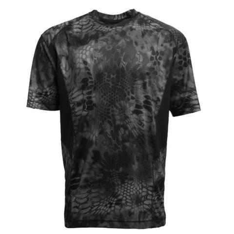 Футболка KRYPTEK Aura короткие рукава Typhon™/Black