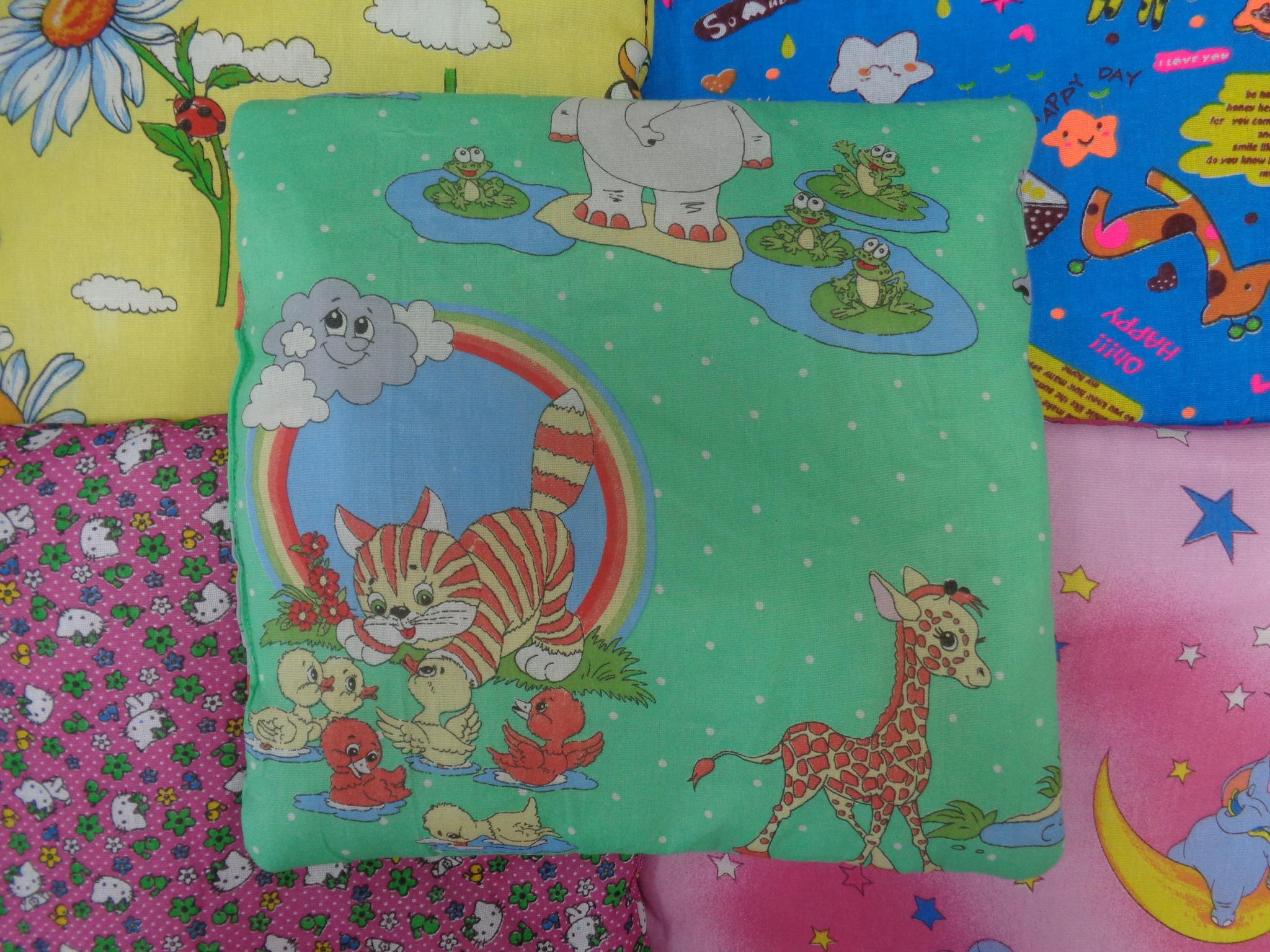 Подушка цветная д/детей