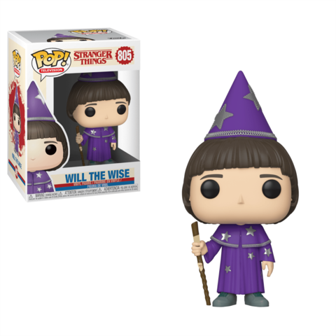 POP! Vinyl: Stranger Things: Will the Wise