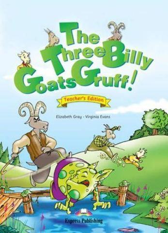 the three billy goats gruff teacher's book - книга для учителя