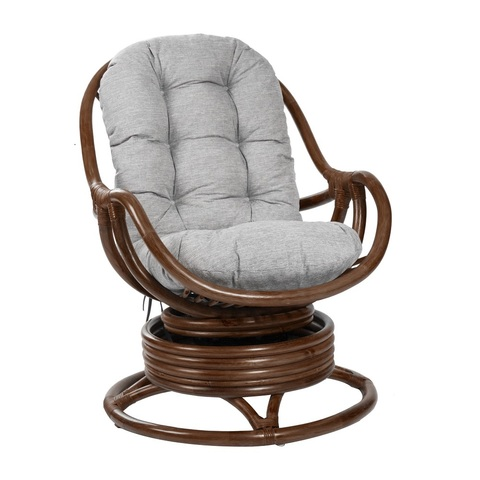 Кресло-качалка МИ «Кара» с подушкой