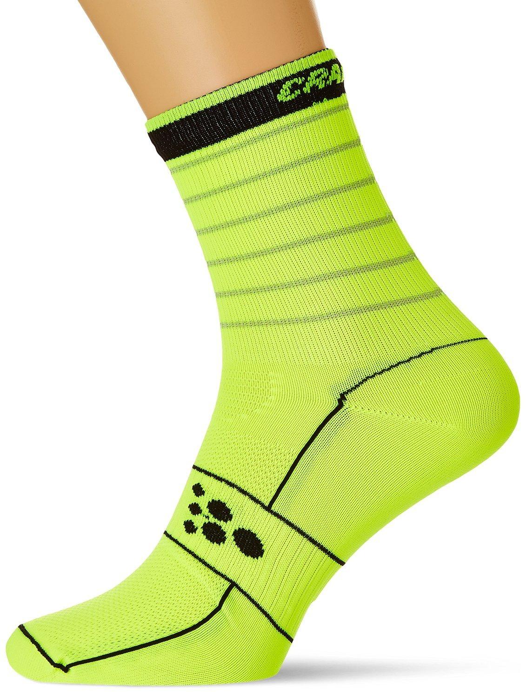 Носки для бега Craft Active Glow (1904086-2851) лайм фото
