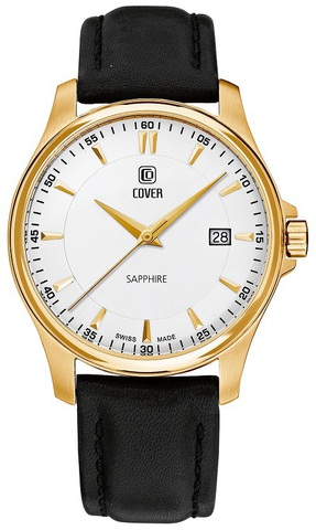 Купить Мужские наручные швейцарские часы Cover Co137.08 по доступной цене