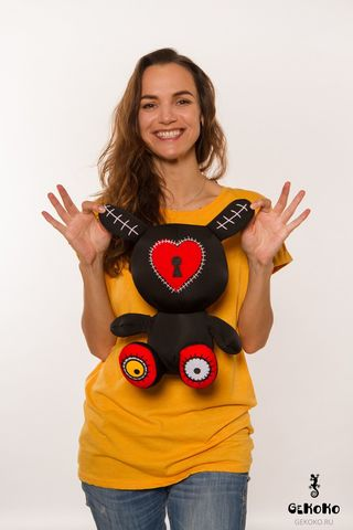 Подушка-игрушка «Любовь»-2