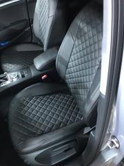 Чехлы на Audi A3 (8V) 2012–2018 г.в.