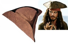 Пираты Карибского моря Треуголка Джека Воробья