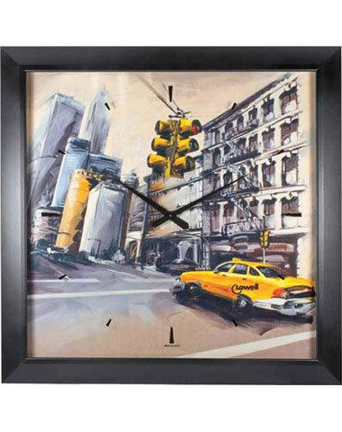 Часы настенные Lowell 11175