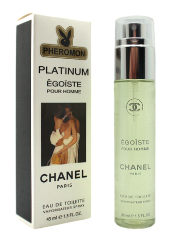 Парфюм с феромонами Chanel Egoist Platinum 45ml (м)