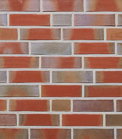 Roben - Greetsiel, friesisch bunt, NF14, 240x14x71, гладкая (glatt) - Клинкерная плитка для фасада и внутренней отделки